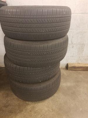 Goodyear assurance tires used 215/55/17 nice! for Sale in Arlington, VA
