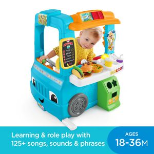Photo Fisher-Price Laugh and Learn Servin' up Fun Food Truck