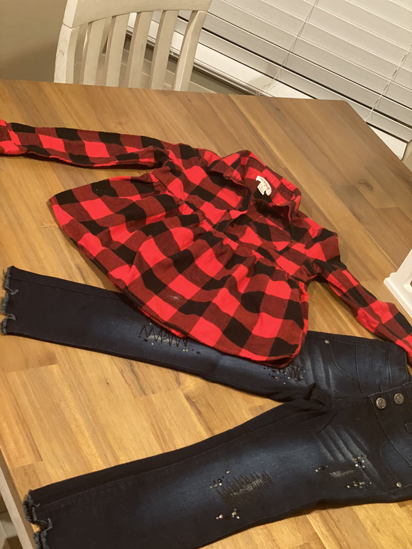 Girl outfit set
