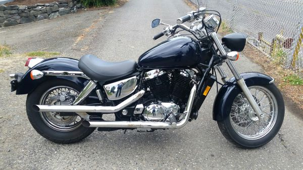 1996 Honda Shadow 1100 Ace 15k Miles For Sale In Bremerton Wa
