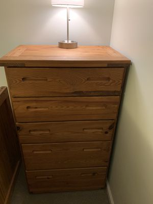 This End Up - Solid Wood Dresser for Sale in Fairfax, VA