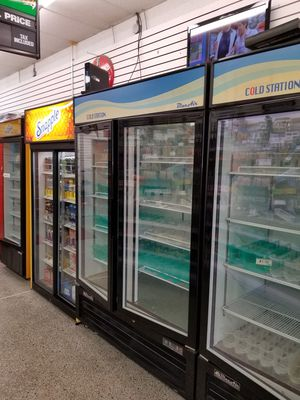 Blue Air Cold Station Commercial Refrigerator for Sale in Detroit, MI