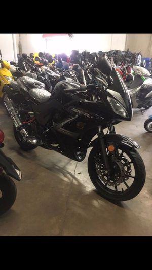 250cc sxr street bike motorcycle for Sale in Dallas, TX