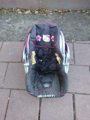 Hello Kitty Infant Car Seat 50 Obo For Sale In Colorado Springs CO