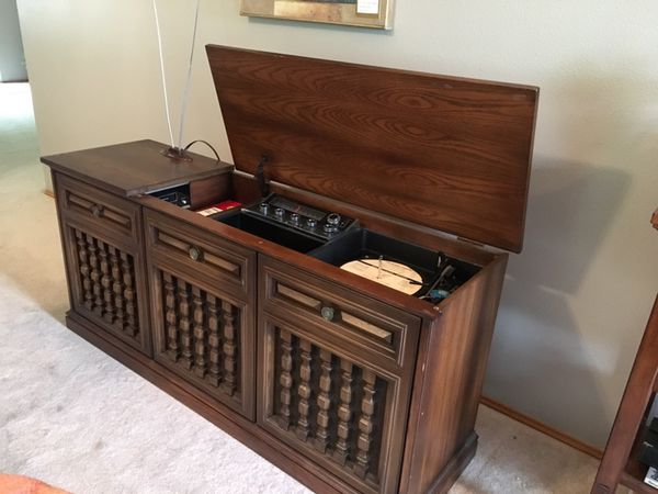 Philco Ford High Fidelity Stereo Console For Sale In Kent