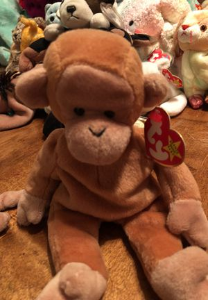 TY beanie baby Bongo the Monkey for Sale in Lemoore, CA