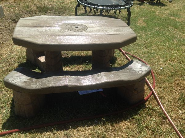 Kids Picnic Table For Sale In Los Angeles CA OfferUp - Picnic table los angeles