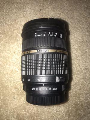 TAMRON 28-75mm Camera Lens for Sale in Takoma Park, MD