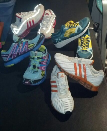 d2f7cd6139 Mens running shoes  25 each sizes 9