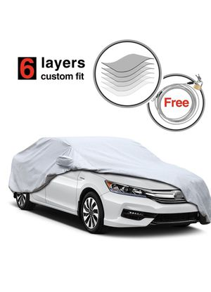 Custom Fit Honda Accord 2012-2017 Car Cover for Sale in Washington, MD