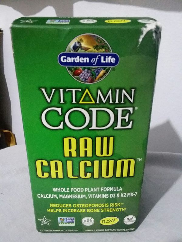 Garden of Life Raw Calcium for Sale in Paramount, CA - OfferUp