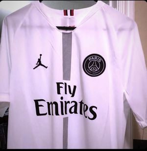 Jordan Paris Saint Germain PSG Kylian Mbappe Soccer Jersey for Sale in Washington, DC