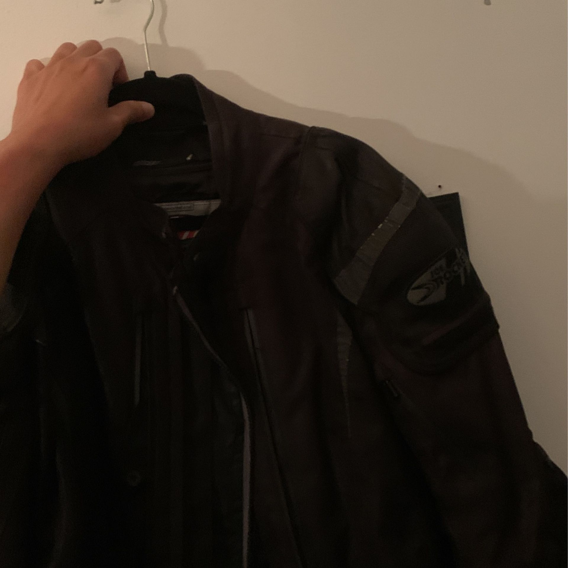 Photo Joe Rocket Motorcycle Jacket Size M