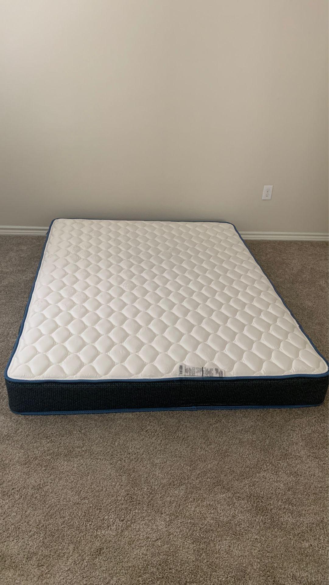 Sleepy's basic mattress firm - queen size