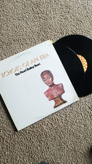 ECHOES OF AN ERA: The Pearl Bailey Years Vinyl Records for Sale in Fairfax, VA