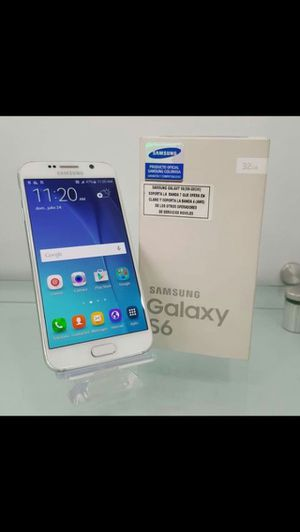 Samsung Galaxy S6 32GB Factory Unlocked Excellent Condition for Sale in West Springfield, VA