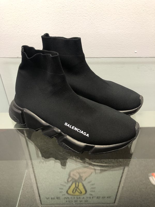 8811ec0524564 Men balenciaga speed trainer All BLK for Sale in Hialeah