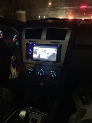 Amps, Double din, single din, Subwoofer woofer, wires ran, back up camera 75$-150$$ for Sale in Largo, MD