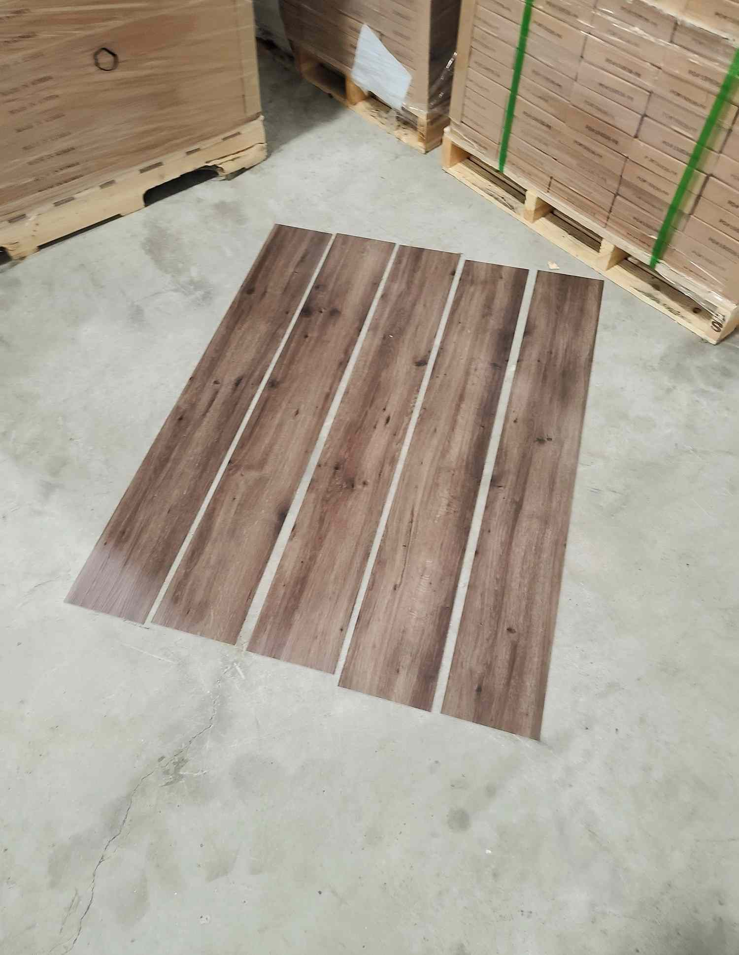 Luxury vinyl flooring!!! Only .65 cents a sq ft!! Liquidation close out! N