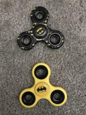 Batman Fidget Spinners for Sale in Seattle, WA