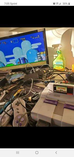 Photo Original Super Nintendo