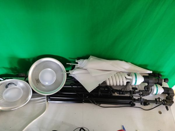 Green Screen & Lights Studio for Sale in Hawthorne, CA - OfferUp
