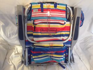 Photo 2 Tommy Bahama Beach Backpack Chairs