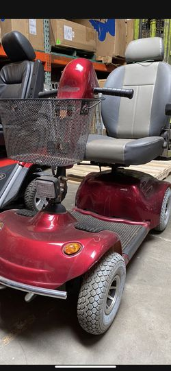 Scooter 🛵 By Handicap Mobility Electrica  Thumbnail
