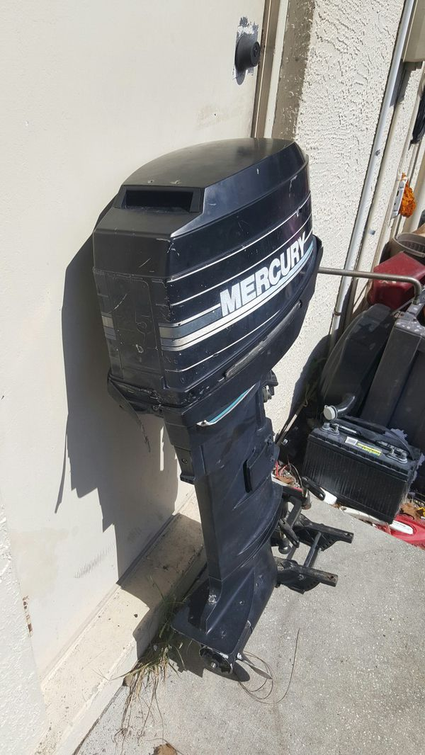 25hp mercury outboard motor for sale in spring hill fl for Mercury outboard motors for sale in florida