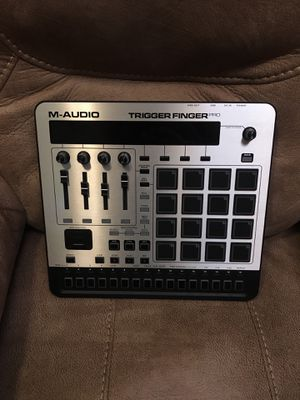 M-Audio Trigger Finger Pro for Sale in Fayetteville, NC
