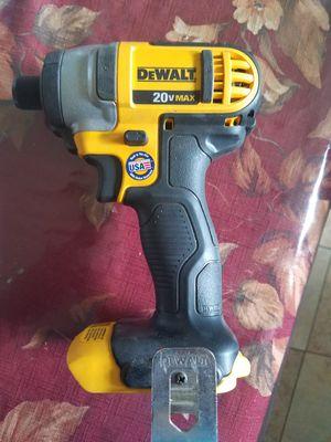 Dewalt 20 volt impac driver New,,,,,Nuevo for Sale in Sterling, VA