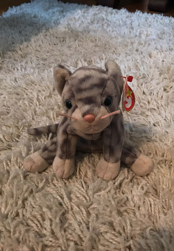 f540711c224 Ty Beanie Original Baby Silver for Sale in Cleveland