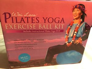 Wai Luna Pilates & Yoga Exercise kit for Sale in Baltimore, MD