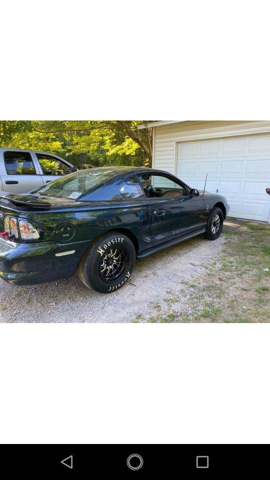 Photo 1995 Mustang Gt Cobra Clone