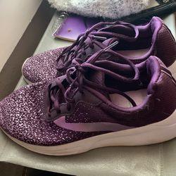 Beautiful Purple Shoes Thumbnail