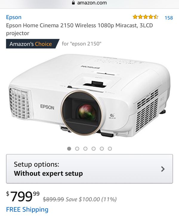Epson projector for Sale in Camden, NJ - OfferUp