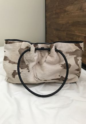9902920c22 Suzan Farber handbag. Cowhide leather tote. for Sale in Lake Wales