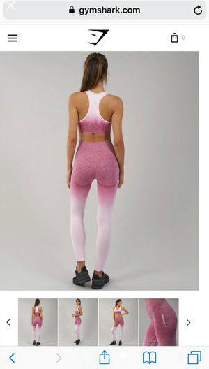 7d5b0a3327700 Gymshark Pink Ombre Leggings for Sale in San Diego, CA - OfferUp
