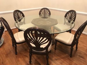 Fancy dining table for Sale in Bethesda, MD