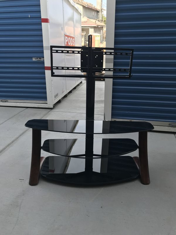 Glass And Metal Tv Stand For Sale In Santee Ca Offerup