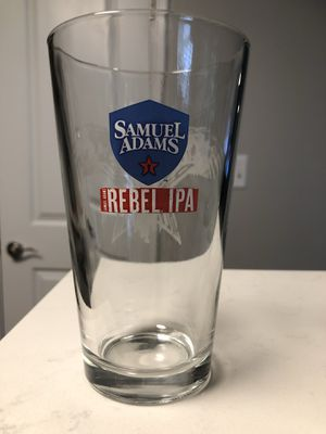 Collectible Sam Adams Rebel IPA COLLECTIBLE SET OF 2 for Sale in Pasadena, MD
