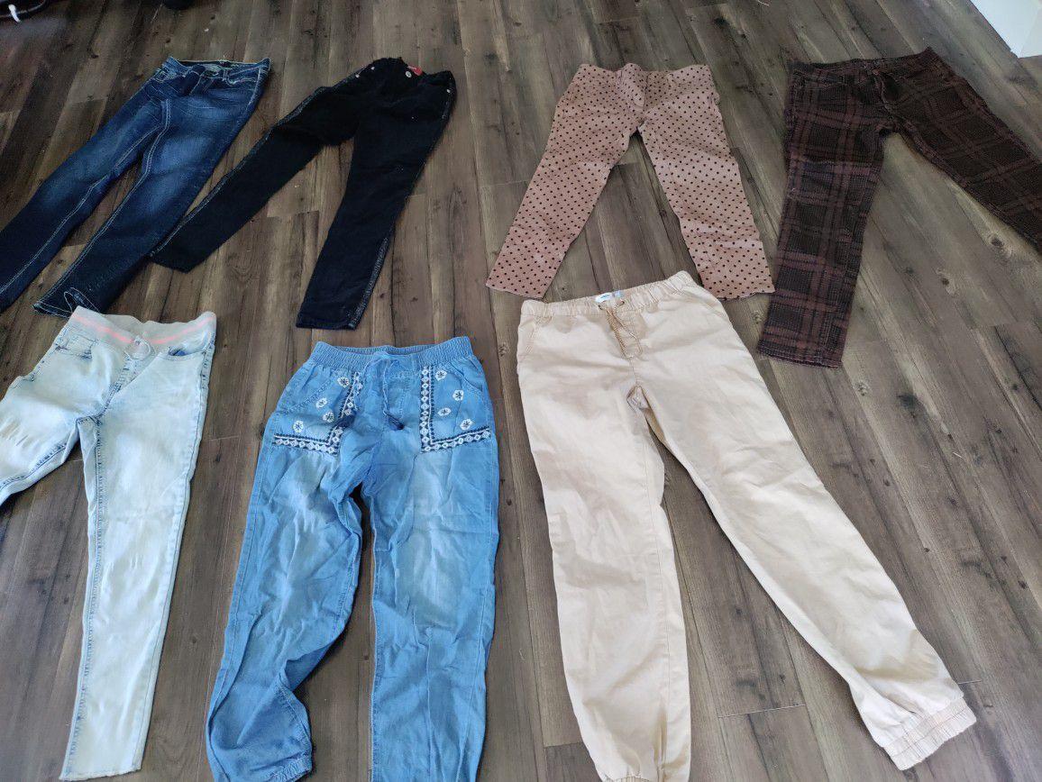 Jeans Girls Arizona's Size14regular Size0