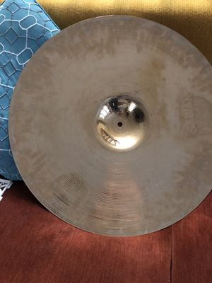 """22' Sabian """" Paragon"""" Ride Neil Peart signature. Excellent condition!! Very clean clean stick definition and clear bell sound. $190.00. Cell: 240-60 for Sale in Germantown, MD"""