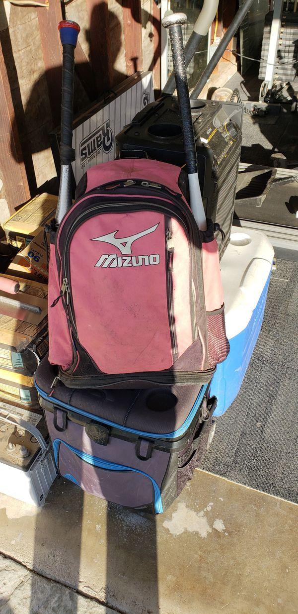 Mizuno softball bag for Sale in Pomona 0314254a9