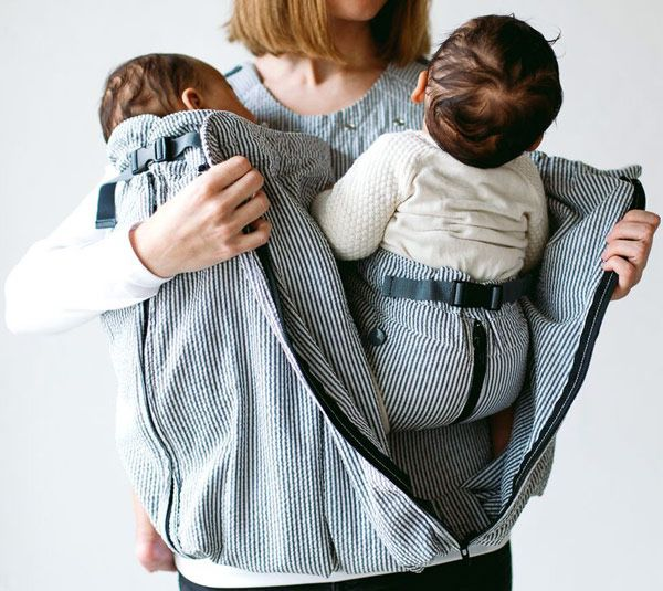 a6cbb7d65c9 WeeGo Twin Baby Carrier