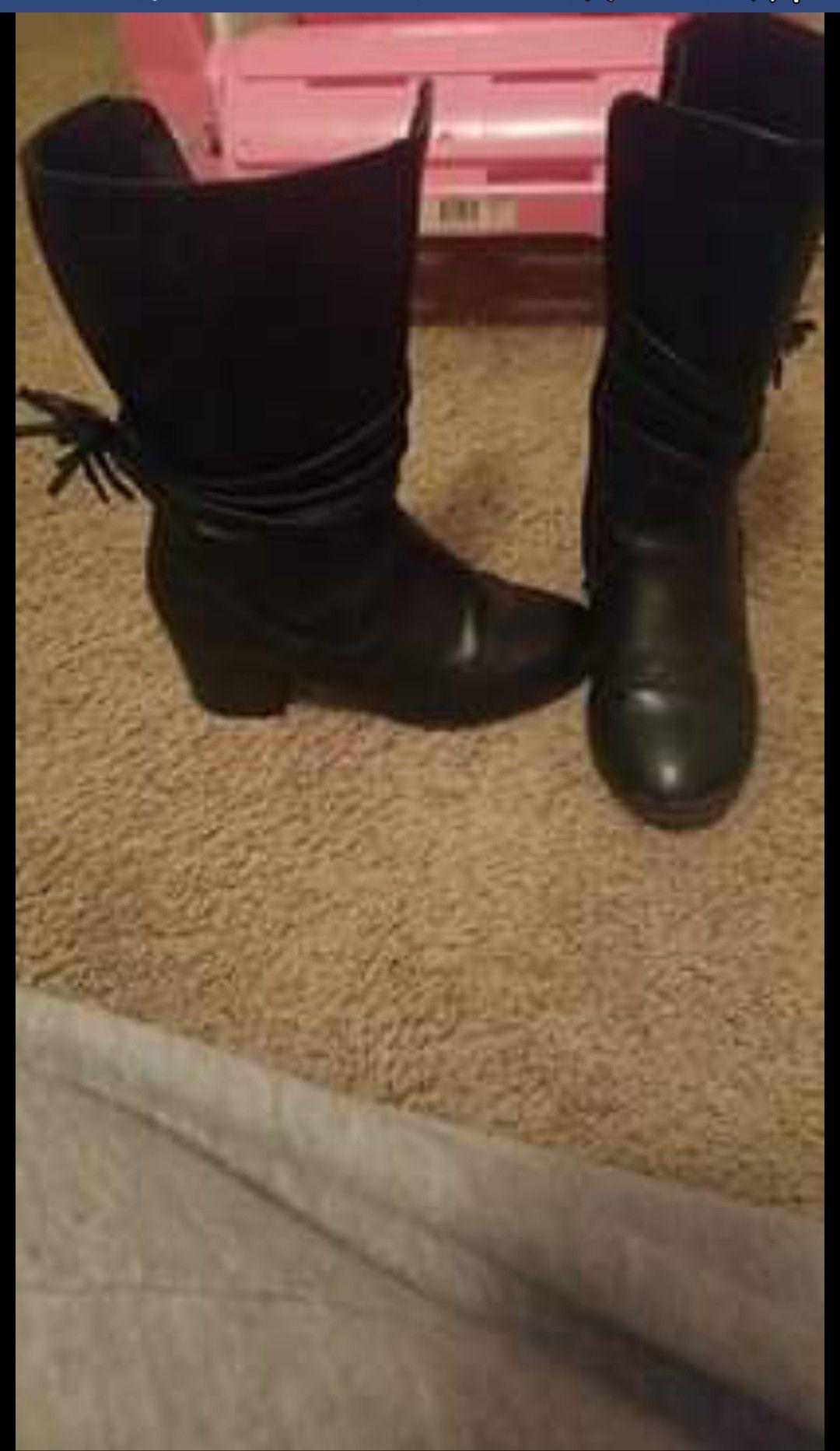 Kids shoe boots