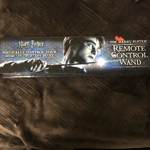 Harry Potter Remote Control Wand for Any Device for Sale in Cary, NC