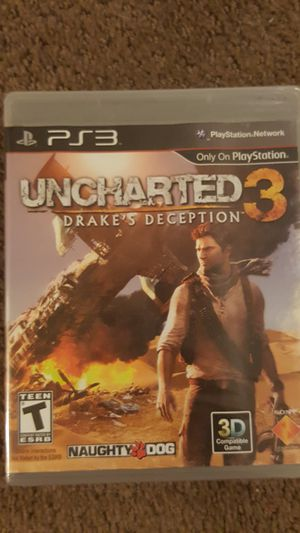Uncharted 3 for Sale in Falls Church, VA