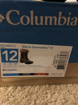 Columbia women's boots for Sale in Severn, MD