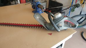 Electric hedge trimmer for Sale in Scottsdale, AZ
